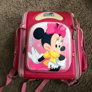 Mickey Mouse Hard Shell Backpack
